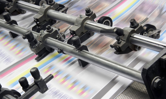 Offset Printer Qld