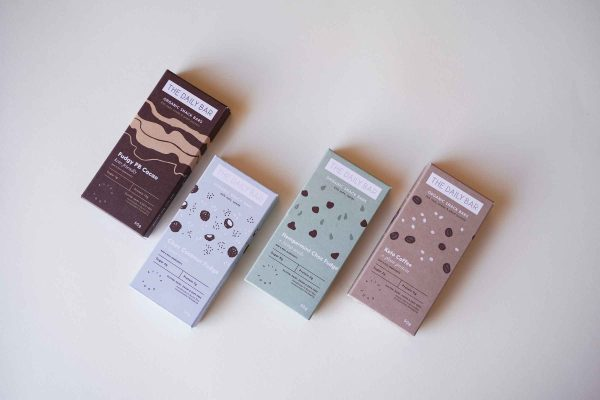 The Daily Bar – Environmentally friendly packaging